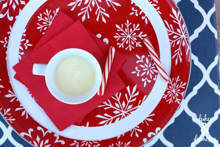 white peppermint hot chocolate recipe