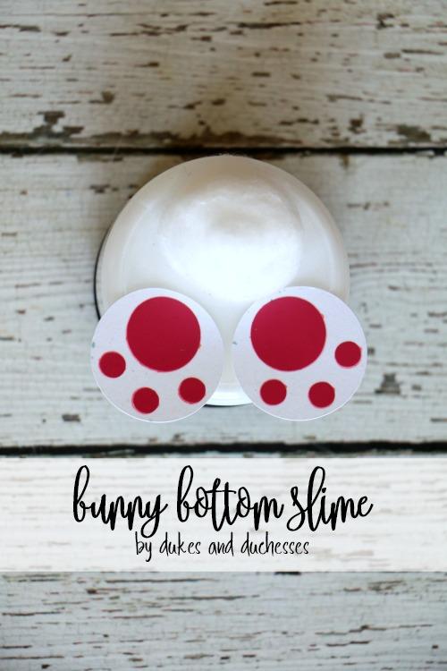 bunny bottom slime