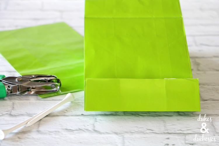 how to make golf party goodie bags