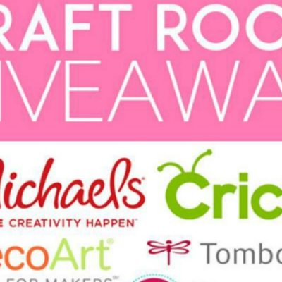 Stock Your Craft Room Giveaway