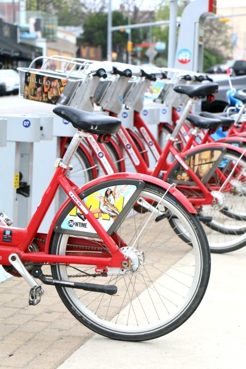 rental bikes in austin