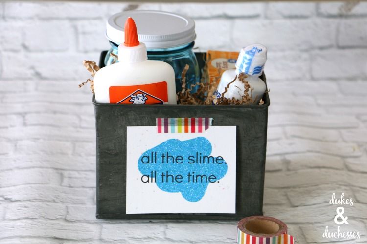 slime kit gift idea