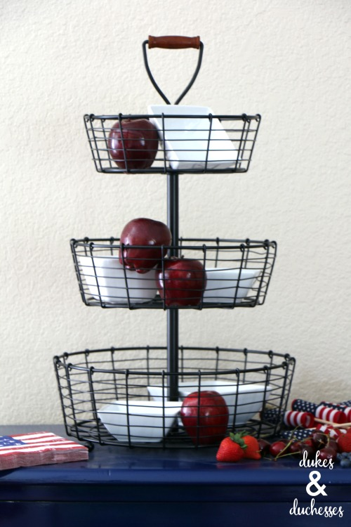 fourth of july centerpiece ideas