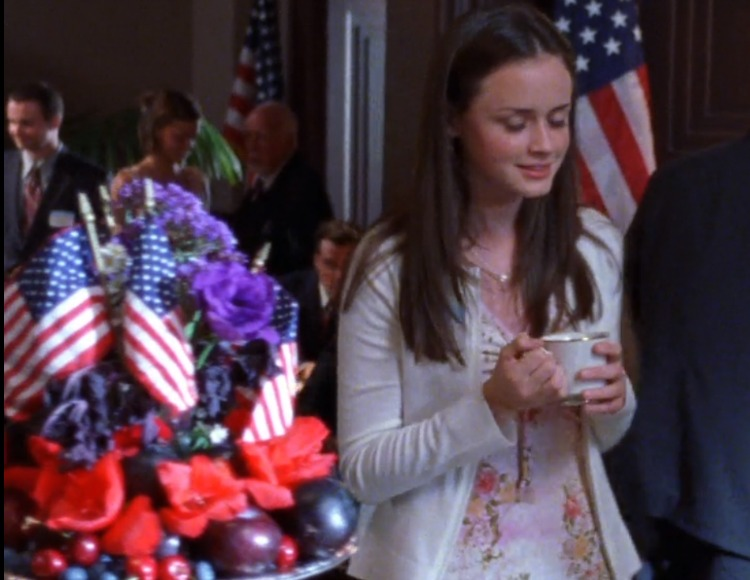 gilmore girls fourth of july episode