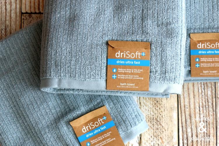 drisoft towels from walmart