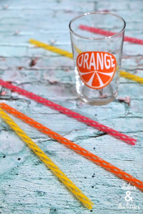 plastic reusable straws