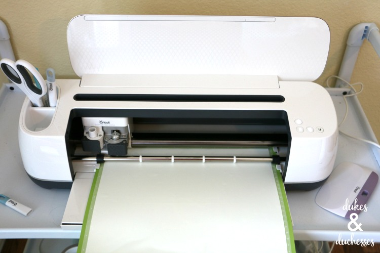 cutting iron on with cricut maker