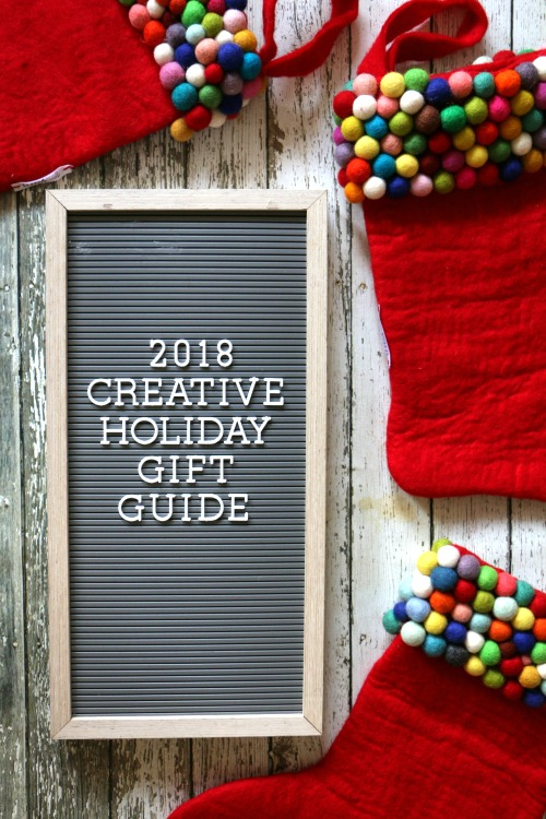 2018 creative holiday gift guide