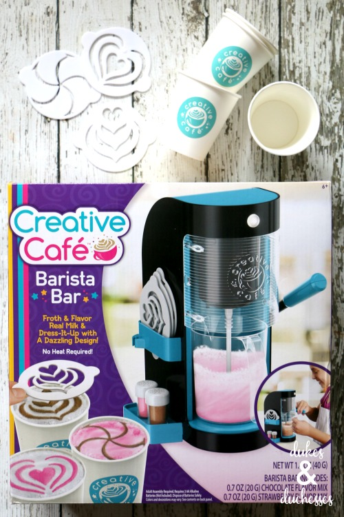 creative cafe barista bar