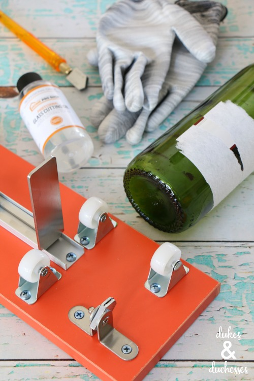 bottle cutter supplies