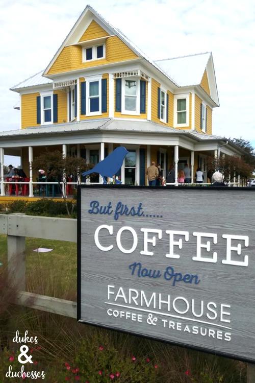 coffee shop in argyle texas