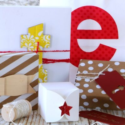 5 Ways to Embellish Gifts Using the Cricut Maker