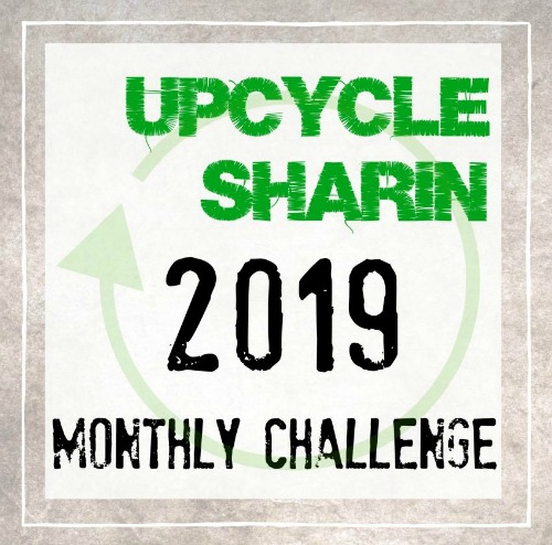 monthly upcycle challenge