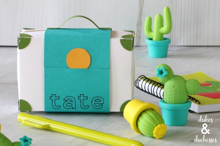 DIY Storage Box for Kids