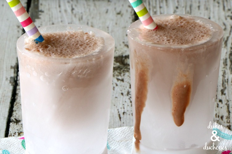 chocolate mint milkshake cocktail recipe