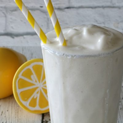 Spiked Frosted Lemonade Recipe