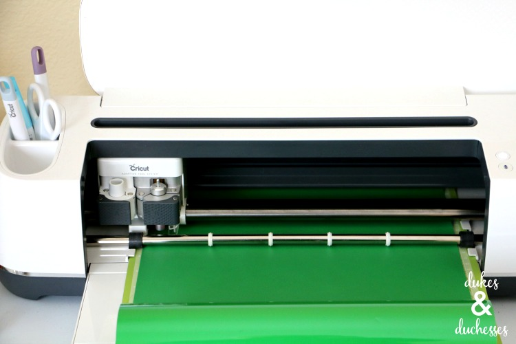 how to cut iron on with cricut maker