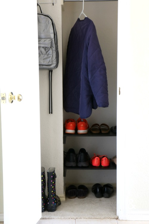 how to make your own closet shelves