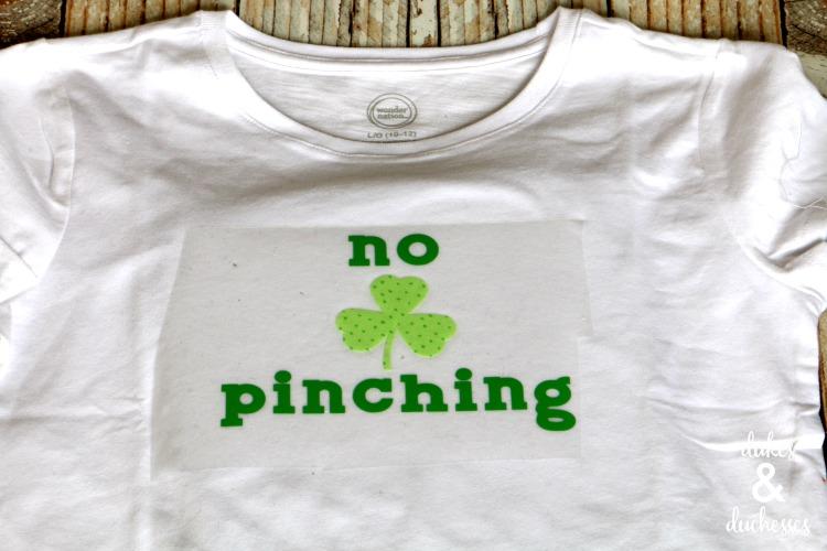 shamrock shirt ideas