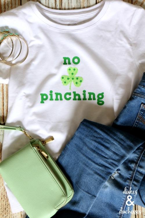 st patricks day shirt idea