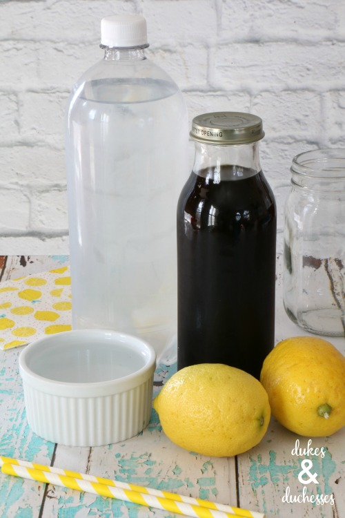 cold brew tonic ingredients