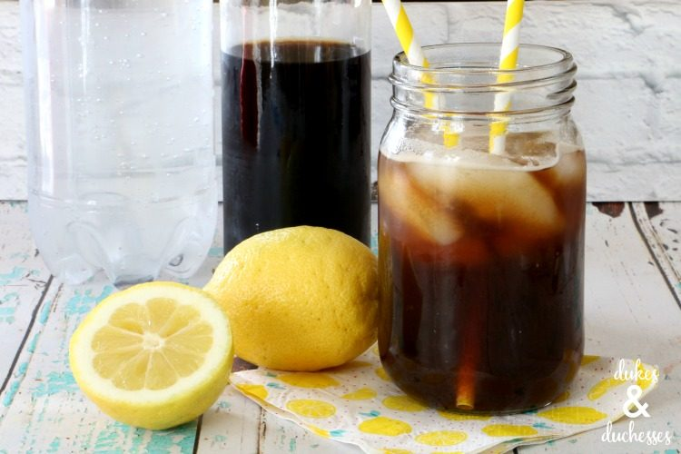 iced coffee recipe cold brew