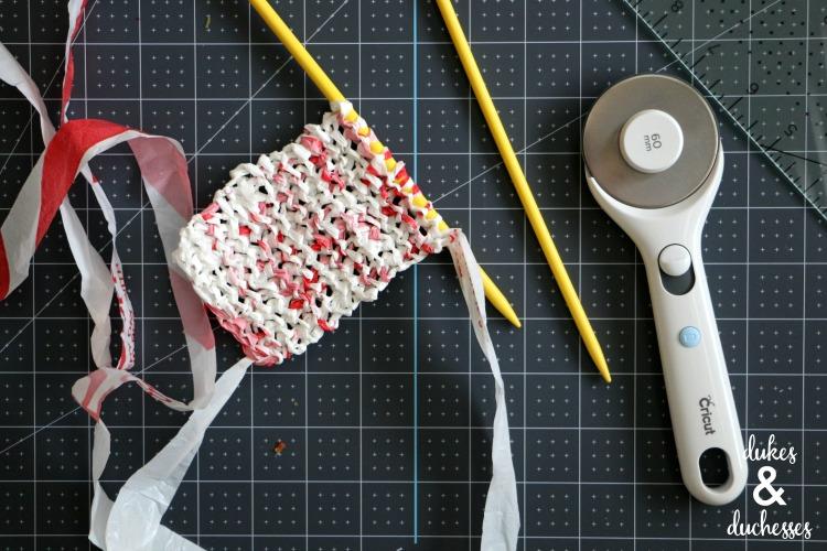 plarn knitting pattern
