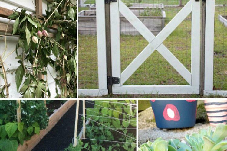creative outdoor garden ideas