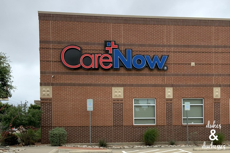 care now urgent care dallas fort worth