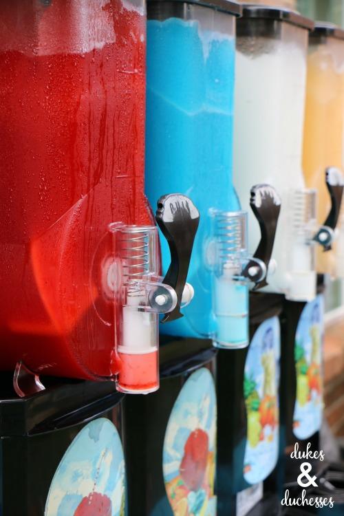 frozen drink machine rental dallas