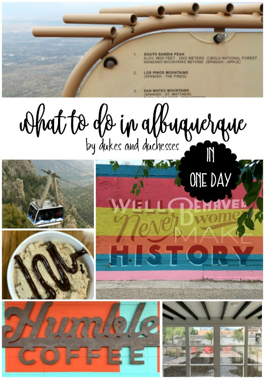 what to do in albuqerque in one day