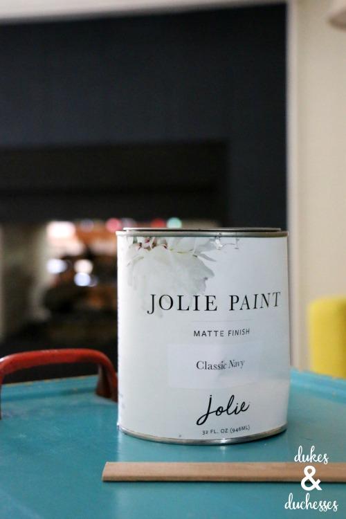 jolie matte finish paint