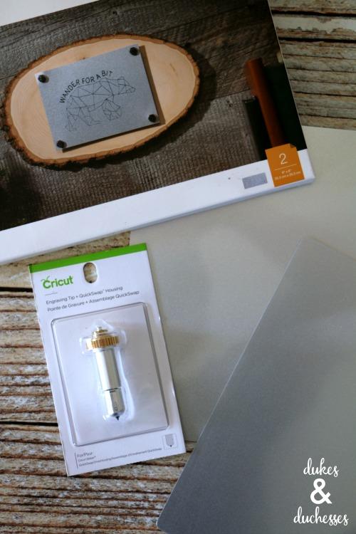 cricut maker engraving tool
