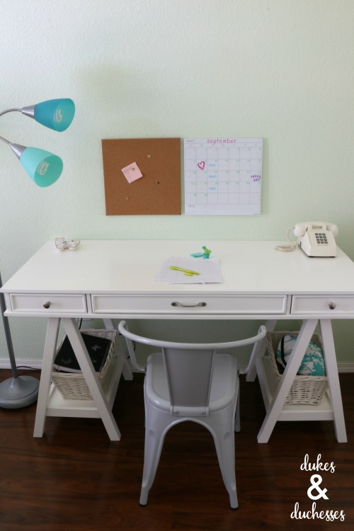 girls desk for tweens