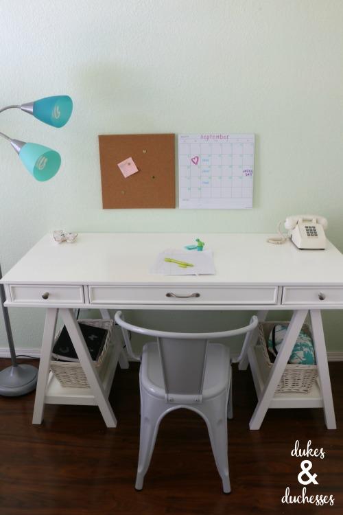 girls desk for tweens