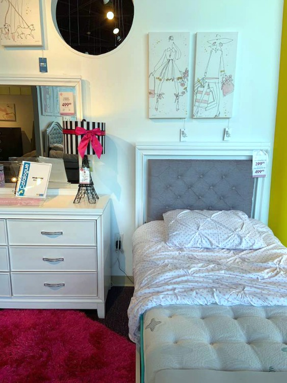 girls room ideas at rooms to go kids
