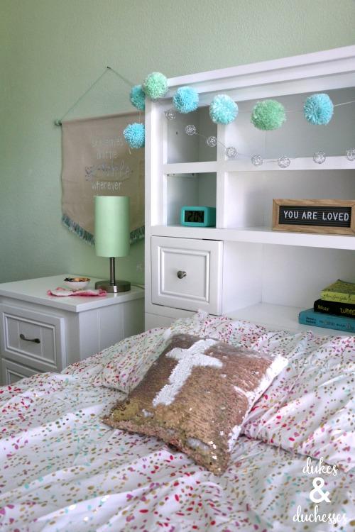 girls room makeover ideas
