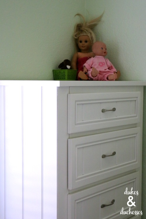 kids cottage chest for girls room