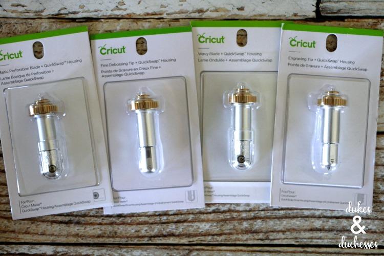 new cricut maker tools