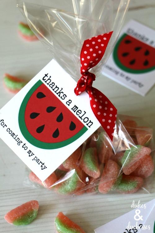 printable watermelon tags