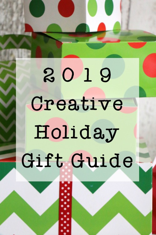 2019 creative holiday gift guide