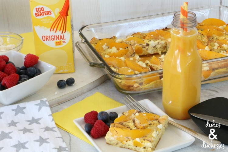 egg beater breakfast recipe