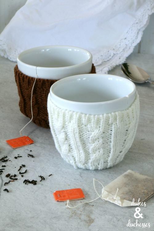 viva scandinavia infusion cosy mug gift idea