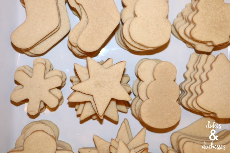 sugar cookies for decorating