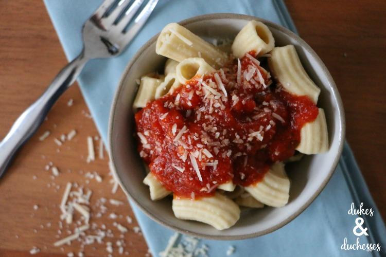 fresh pasta recipe