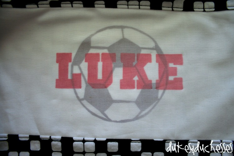 soccer bag for boys