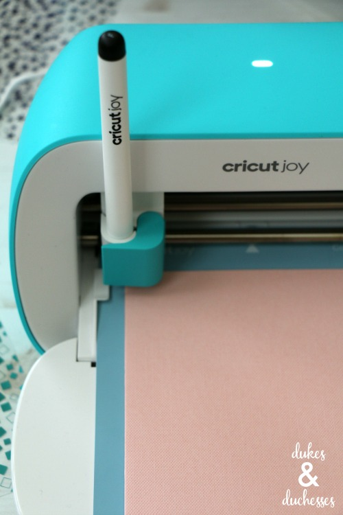 how to use cricut joy pens