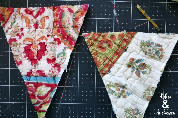 upcycled quilt idea