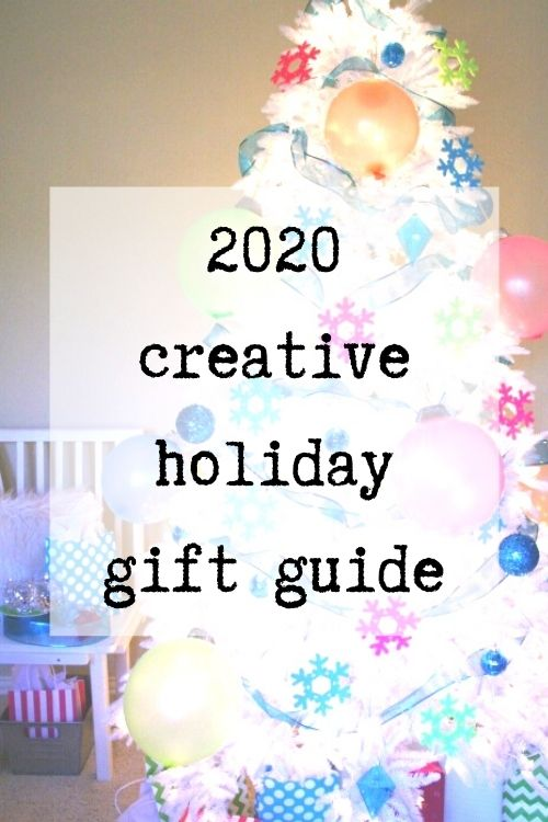 2020 creative holiday gift guide