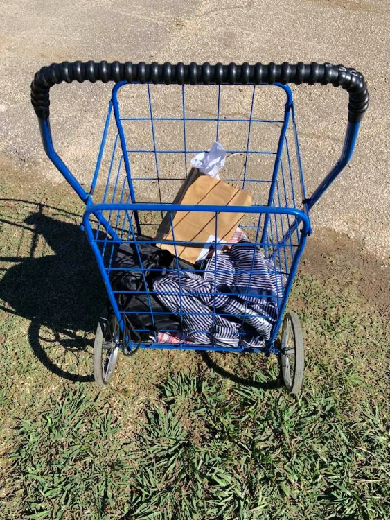 rolling cart for canton texas